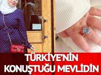 Türkiyre'nin konuştuğu şatafatlı bebek mevlidinin sahibi Büşra Nur Çalar kendini böyle savundu