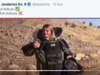 Şırnak'tan acı haber: O görüntüdeki kadın asker şehit oldu