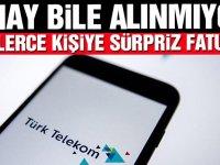 Binlerce kişiye sürpriz fatura! Türk Telekom kullananlar dikkat!