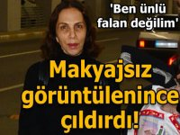 Sertab Erener makyajsız görüntülenince çıldırdı!