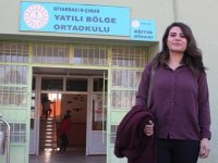 Diyarbakır Çınar ilçesi YİBO Okuduğu okula öğretmen olarak atandı