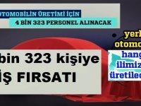 Resmi Gazetede Yayınlandı! 4 Bin 323 Personel Alınacak!
