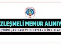 Tokat Gaziosmanpaşa Üniversitesi 10 Sözleşmeli Memur Alıyor