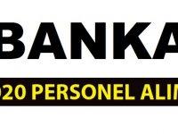 Türk Bankası Uzman Yardımcısı Memurlar alıyor