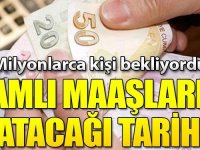 Ssk ve Bağkur'lular 2020 zamlı maaşları