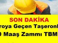 900 Bin 4/D Kamu İşçisi Kadroya Geçen İşçilerin Maaşları TBMM'de!