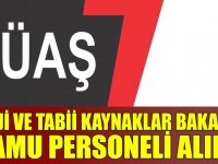 EÜAŞ Genel Müdürlüğü Engelli Personel Alımları 2020