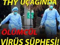 THY UÇAĞINDA KORONA Virüsü