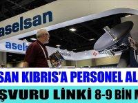 ASELSAN Kıbrıs iş ilanları 2020
