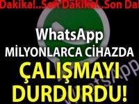 WhatsApp çalışmayan telefonlar