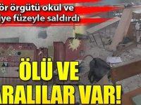 OKUL VE CAMİYE SALDIRI