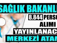 8 Bin 884 Memur alımı ilan kılavuzu