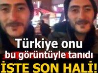 Türkiye onu bu görüntüyle tanımıştı! İşte son hali.