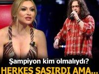 O Ses Türkiye'de şampiyon kim olmalıydı?