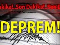 18 Şubat 2020 Depremleri