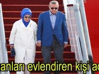 Emine Erdoğan, R.T. Erdoğan ile evlenmesine vesile olan kişi
