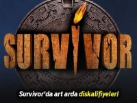 2020 Survivor'da art arda diskalifiye!