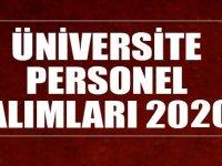 Yüksek İhtisas Üniversitesi ve Namık Kemal Üniversitesi Öğretim Üyesi iş ilanları 2020