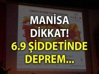 Manisa 6.9 Deprem