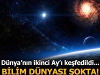 Dünya'nın ikinci bir Ay'ı ortaya çıktı