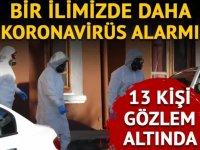 Coronavirüs ALARMİ