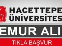 Hacettepe Üniversitesi iş ilanları 2020
