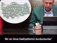 Erdoğan o ili işaret etti