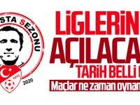 Süper Lig ve Basketbol liglerinin açılma tarihi belli oldu
