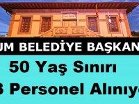 Belediye 93 Taşeron işçi Alıyor işte Kadrolar