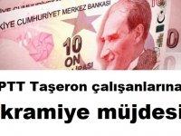 PTT 4/D Kamu işçileri Taşeron çalışanlarına ikramiye müjdesi