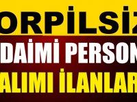 İşkur vasıtasıyla Torpilsiz Yazılısız 15 Daimi Personel Alımı İlanı