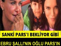 SANKİ PARS'I BEKLİYOR GİBİ.
