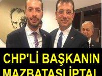 Chpli Ceyhan Belediye Başkanı Aydar mazbatası iptal edildi