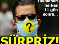 11 gün! Corona virüste büyük sürpriz..