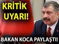 Türkiyedeki Coronavirüs sayısı 27 Mayıs 2020