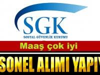 SGK 20 Devlet Memuru Alımı Yapacaktır. işte kadrolar
