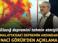Elazığ ve Malatya Depremlerini Bilmişti!
