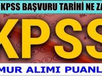 2020 KPSS Başvuru Tarihleri - 2020 KPSS Başvuru Ücretleri