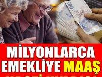 Milyonlarca Emekliyi İlgilendiriyor 22 HAZİRAN 2020