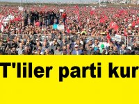 Flaş Haber EYT'liler parti kurdu