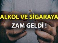 Zamlı Alkol ve sigara FİYATLARI 4 Temmuz 2020
