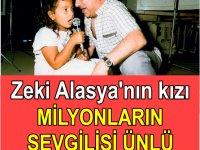 Zeki Alasya'nın kızının dizi oyuncusu olduğunu biliyor muydunuz?