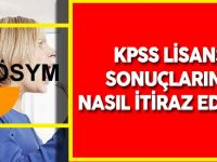 2016 KPSS Lisans Sınav Sonuçlarına Nasıl İtiraz Edilir