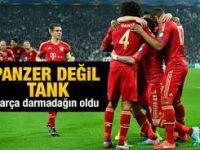 Bayern Münih Barcelona'yı 4-0 yenerek avantaj yakaladı