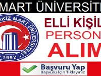 Çanakkale 18 Mart Üniversitesi iş ilanları 2020