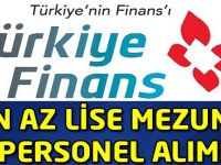 Türkiye Finans Katılım Bankası Türkiye Geneli Engelli Personeli Alım
