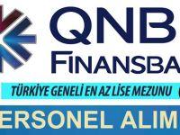 QNB Finansbank  Personel Alımı 2017