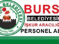 BURSA KESTEL BELEDİYESİ PERSONEL ALIMI 2017