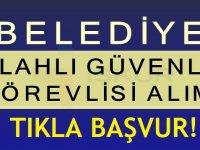 Şanlıurfa Büyükşehir Belediyesi 50 Kamu Personeli Alımı