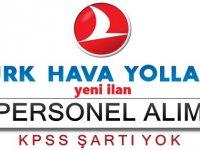 Türk Hava Yolları (THY) Personel Alım İlanı Yayımladı!